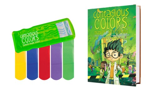 Contagious Colors Prize Pack