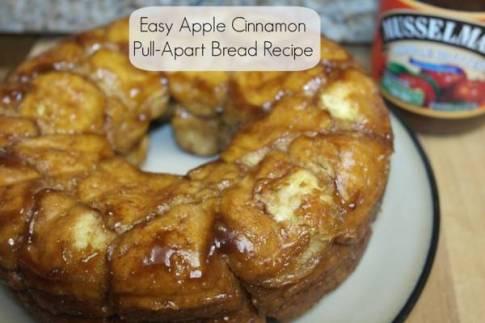 Apple Cinnamon Pull-Apart Recipe 2