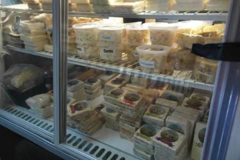 Bravo Farms Cheese Tasting Visalia 4