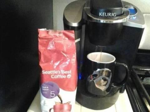 SocialMoms Seattle's Best Coffee 1