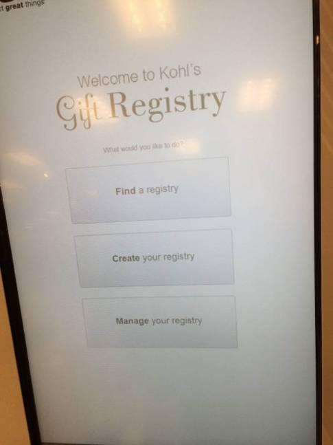 #Kohls #Wedding #Registry #FrankAndShannon #spon
