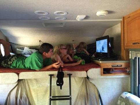 #OurBigFamily #camping #familyfun #travel #familytravel