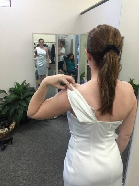 #FrankAndShannon #Wedding #Bride #Fashion