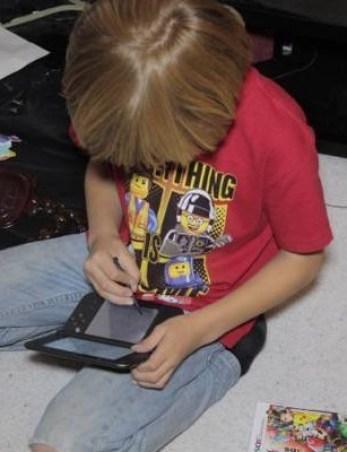 #Nintendo #Nintendo3DS #kids #technology #games #ad