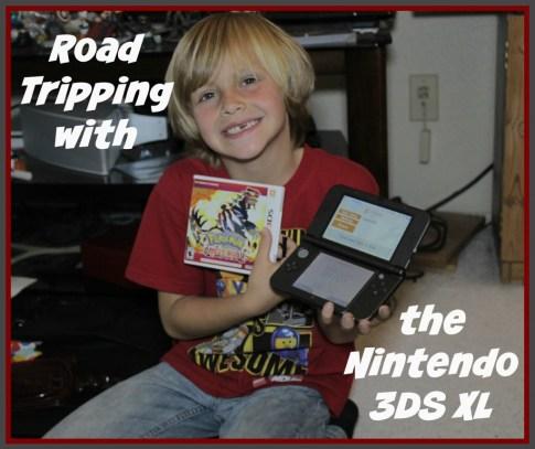 #Nintendo #Nintendo3DS #Nintendo3DSXL #familytravel #kids #technology