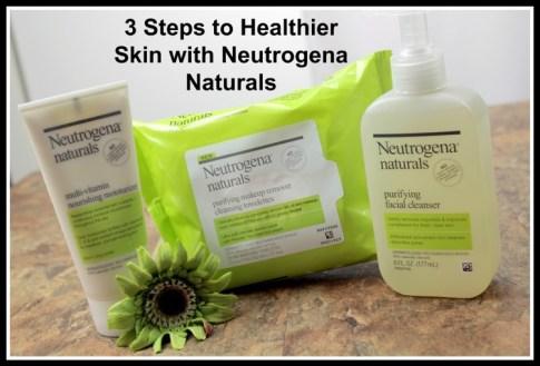 #NeutrogenaNaturals #Beauty #IC #ad