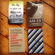 Kaffeehaussitzer:Im Weidle Verlag erscheinen so tolle Bücher. Von Kunstmann und Kein & Aber ganz zu schweigen ...