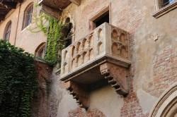 Balkon Julia in Verona