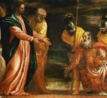 jesus healing the centurion