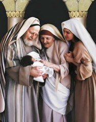 christmas, zechariah, elizabeth