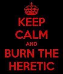 Keep calm and Burn
