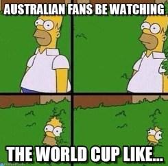 Austrailia World Cup