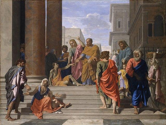 Nicolas Poussin (1655)