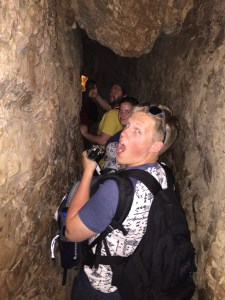 The Canaanite Tunnels