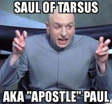 Was Paul as an Apostle?
