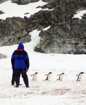 Jim West Looking for Bloggers in Antarctica