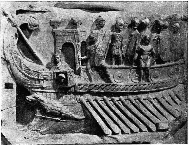 Roman Ship