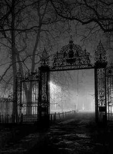 Cemetary Gate