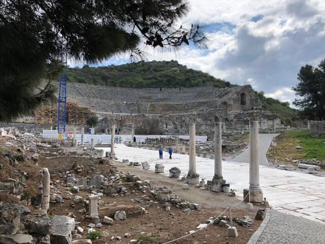 Theater at Ephesus