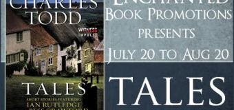 Book Review // Tales by Charles Todd