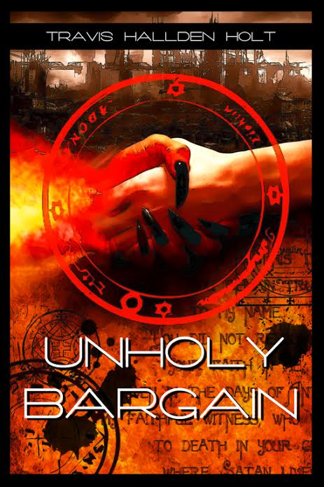 Unholy Bargain Book Cover