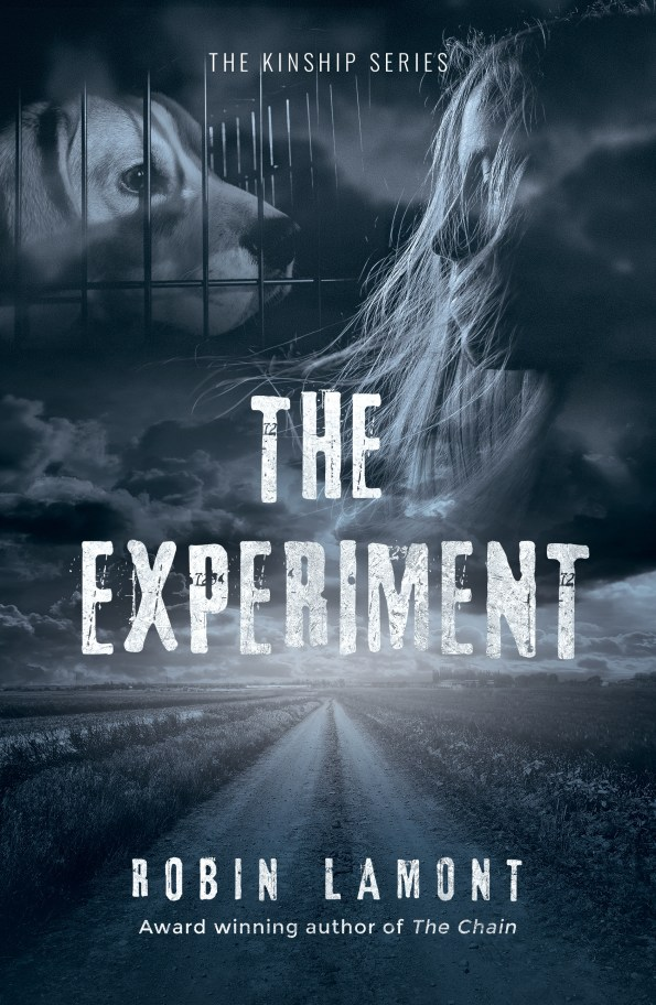 The Experiment by Robin Lamont Book Cover