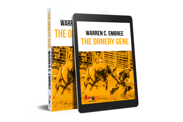 The Ornery Gene Book Cover