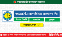 Power Grid Company of Bangladesh Job