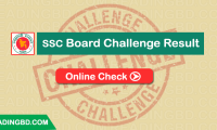 SSC Board Challenge Result 2019