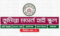 Comilla Modern High School Admission