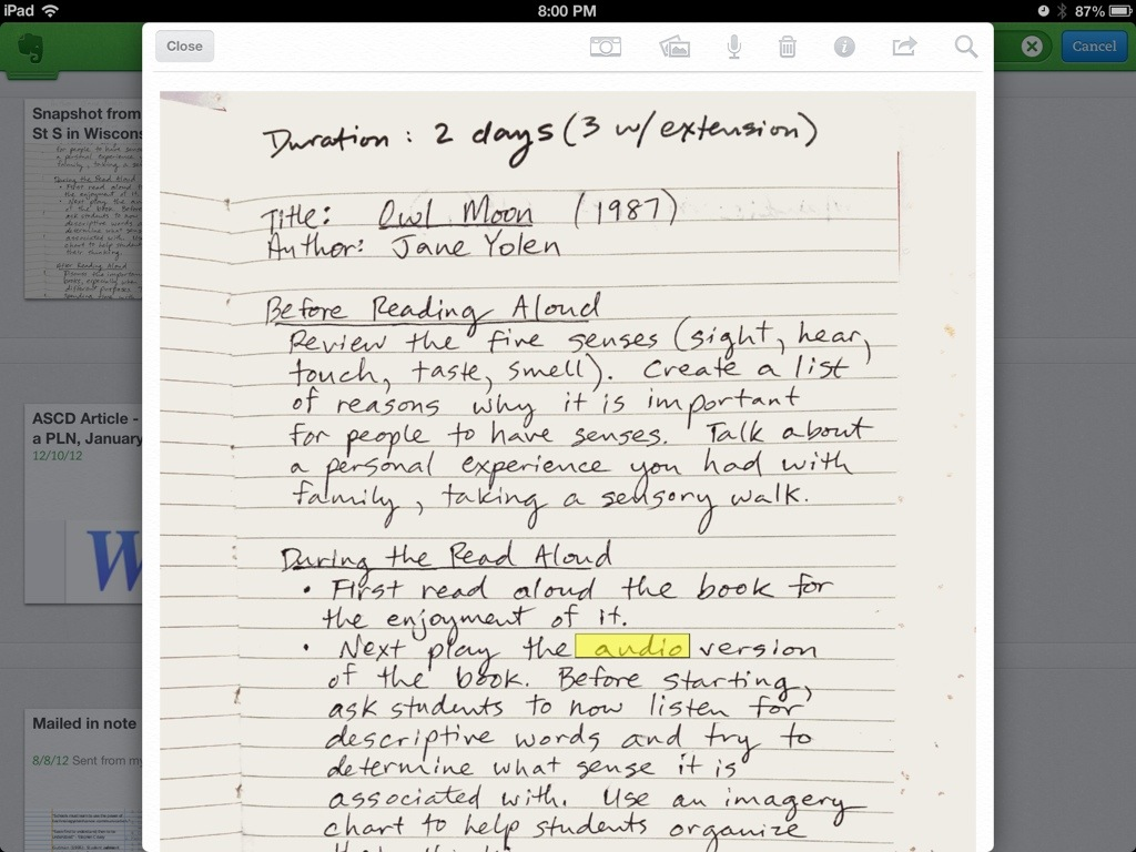 Evernote Smart Notebook Is It Worth It Reading By Example