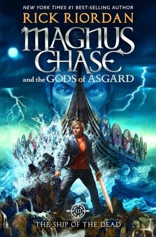 Rick Riordan - Magnus Chase and the Gods of Asgard