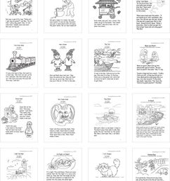 Sight Word Stories PDF - Reading Elephant [ 1024 x 816 Pixel ]