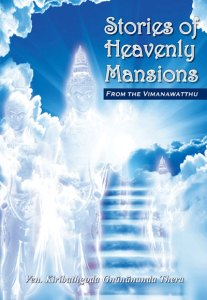 Vimanavatthu Stories of Heavenly Mansions Book Cover