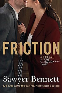 Friction by Sawyer Bennett