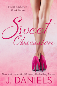 Sweet Obsession by J. Daniels