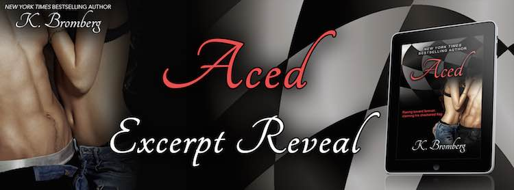 Aced Excerpt Reveal Banner