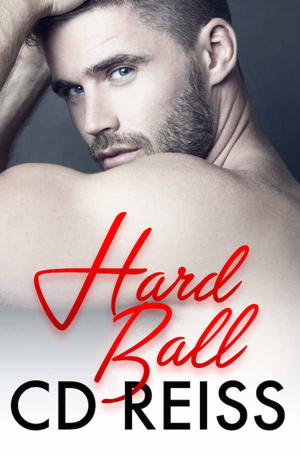 Cover Reveal ♥ Hard Ball by CD Reiss