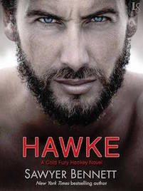 Blog Tour & Review ♥ Hawke by Sawyer Bennett