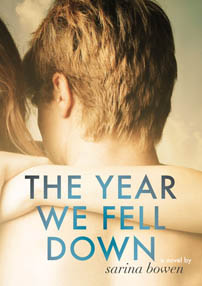 Review ♥ The Year We Fell Down by Sarina Bowen