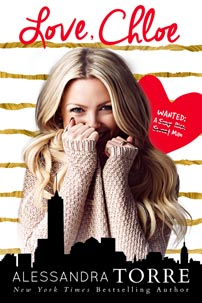 Review ♥ Love, Chloe by Alessandra Torre