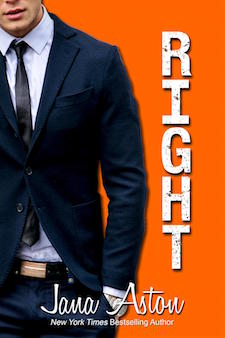 Cover Reveal & Giveaway ♥ Right by Jana Aston