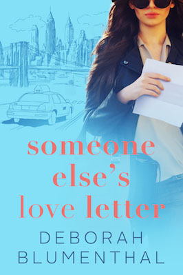 Blog Tour, Excerpt & Giveaway ♥ Someone Else's Love Story by Deborah Blumenthal