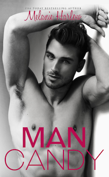 Review ♥ Man Candy by Melanie Harlow