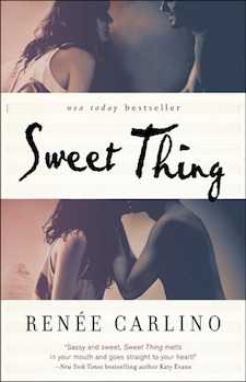 Review ♥ Sweet Thing by Renée Carlino
