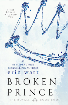 Review ♥ Broken Prince by Erin Watt