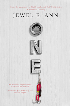 Excerpt & Cover Reveal ♥ One by Jewel E. Ann