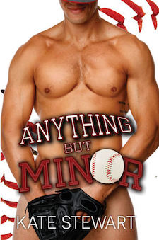 Blog Tour & Review ♥ Anything But Minor by Kate Stewart