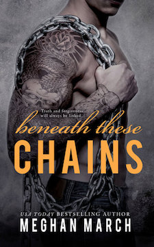 Review ♥ Beneath These Chains by Meghan March
