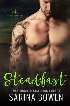Review ♥ Steadfast by Sarina Bowen